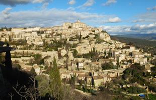 Sous le ciel de Provence - Le Vaucluse